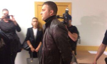 Pusmiljona eiro drošības naudu par Sprūdu iemaksājis viņa brālis