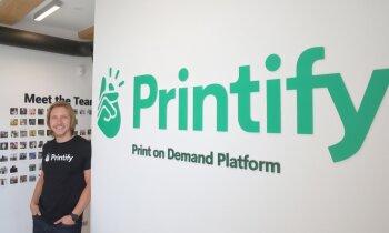 'Printify' piesaista 45 miljonus dolāru no 'Index Ventures', 'H&M' un 'Virgin Group'; cer uz strauju izaugsmi