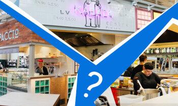 Tirgus šarms ar hipsteru 'mērcīti': 'Tasty' pēta, kas notiek 'Centrālajā Gastro tirgū'