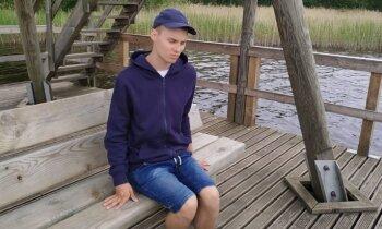 Lūdz palīdzību 19 gadus vecajam Andrim, cerot uzlabot jaunieša dzīves kvalitāti