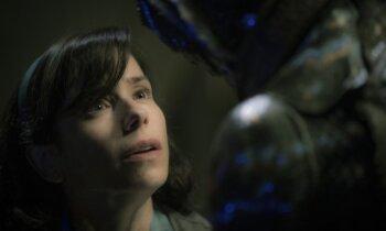 Pasaka par Amēliju un žauncilvēku. Giljermo del Toro filmas 'Ūdens forma' apskats