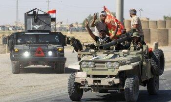 Turcija pauž atbalstu Irākai kampaņā pret kurdiem