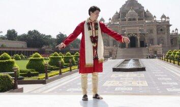 Kanādas premjerministrs Indijā kļūst par apsmieklu