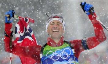 Leģendārais Bjērndalens netiek uz savām septītajām olimpiskajām spēlēm
