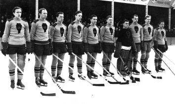 Latvijas sporta vēsture: Izcilajam hokejistam Edgaram Klāvam – 105
