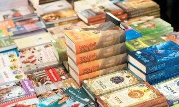 Nelicencētā Potera grāmatu tirgošana 'Jumavai' var maksāt dalību Londonas grāmatu tirgū
