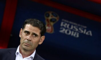 Spānijas izlases treneris: mūsu grupā nav kā pie Krievijas — te nevienam neko nedāvina