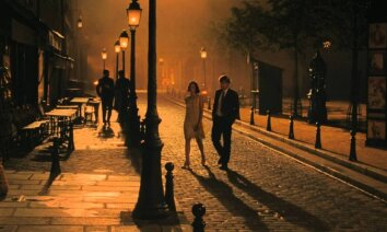 Mīlētāju pilsēta. 10 filmas ar Parīzes noskaņu