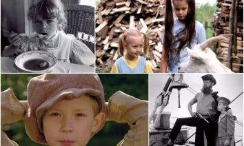 Pārbaudi sevi! Vai atpazīsti populārākās latviešu bērnu filmas?