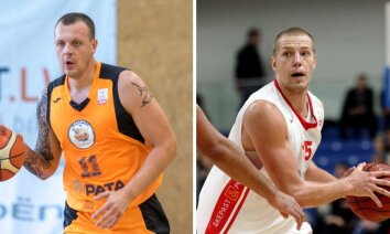 Video: 'OlyBet' basketbola līga - 'Jēkabpils/SMScredit.lv' pret 'Tal Tech'. Spēles pilns ieraksts