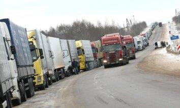 Ko stūrē Latvijas kravas auto šoferi