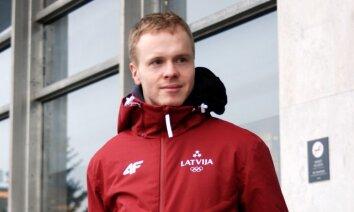 Šorttrekists Roberto Puķītis tomēr turpinās pārstāvēt Latviju