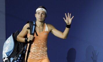 Sevastova: spēlēšana 'US Open' pusfinālā dod man pārliecību