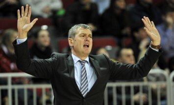 Bagatska trenētā 'Maccabi FOX' ULEB Eirolīgā piekāpjas čempioniem CSKA