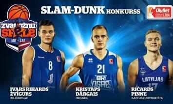 LBL basketbolisti Zvaigžņu spēlē spēkojas ar Igaunijas čempionāta komandu