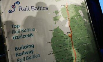 Rīdziniekus 'Rail Baltica' apspriešanā interesē projekta ietekme uz daudzdzīvokļu namiem un uzņēmējdarbību