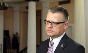 Belēvičs pēc pieķeršanas melos un demisijas izstājies no Latvijas Zaļās partijas