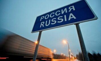 Janvārī samazinās Krievijas īpatsvars Latvijas eksportā