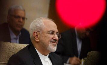 Irānas ārlietu ministrs ieradies vizītē Ķīnā runāt par kodolvienošanos