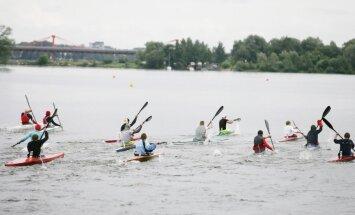 Latvijas kanoe airētāji Iļjins un Tints/Pranks sasniedz Pasaules kausa posma B finālu