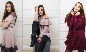 Рюши и воланы: латвийский бренд pas de marque представил новую коллекцию