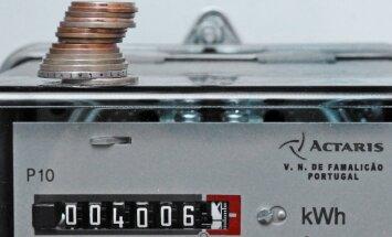OIK reforma: Maksa par elektrību pieaugs 390 tūkstošiem mājsaimniecību