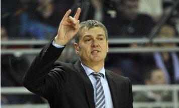 Тренер сборной Латвии будет работать с легендарным Блаттом