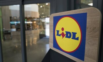 Названы сроки открытия магазинов Lidl в Латвии (+фото с места строительства логистического центра)