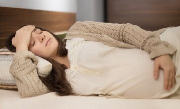Grūtniece un 'slimības lapa': jautājums un eksperta atbilde