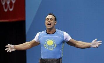 Казахстан под угрозой лишения четырех золотых медалей ОИ-2012