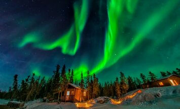 10 labākās vietas, kur vērot ziemeļblāzmu