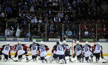 Pirmajā pirmssezonas spēlē 'Slovan' uzvar Novokuzņeckas 'Metallurg'