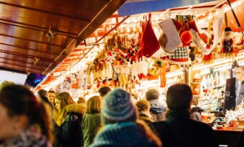 Astoņi Ziemassvētku tirdziņi Eiropā, kur notvert svētku sajūtu