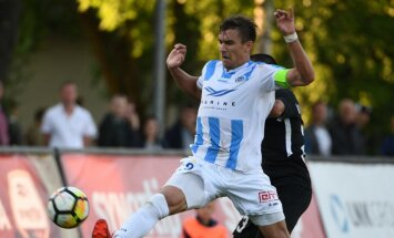 Latvijas futbola klubi uzzinājuši pretiniekus Eiropas līgā