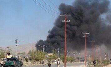 Afganistānā kaujinieku uzbrukumos nogalināti 78 cilvēki