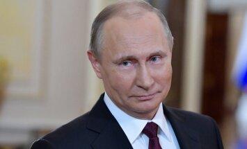 Putina preses sekretārs noliedz, ka Magomedova apcietināšana ir mēģinājums atņemt viņam biznesu