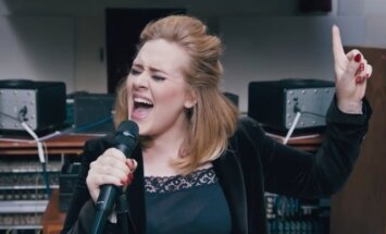 Publicēts otrais singls no jaunā Adeles albuma