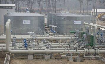 Strauji izsīkst ES lielākā dabasgāzes lauka rezerves