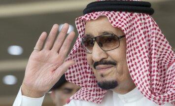 Saūda Arābija piedraud Katarai ar militāru rīcību, ja tā iegādāsies raķetes no Krievijas