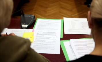Arī šogad sarukusi interese par studijām Latvijas augstskolās