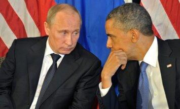Путин позвонил Обаме по телефону: первый разговор с февраля 2015 года