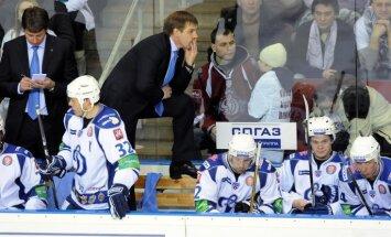 Maskavas 'Dinamo' uzvar pirmajā Gagarina kausa izcīņas finālspēlē