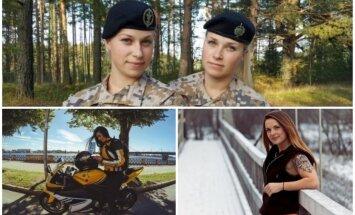 Policija, armija un zinātne: 12 stāsti par sievietēm, kuras lauzušas stereotipus