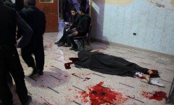 Uzbrukumu mērogs un mežonība Sīrijā pieaug nekontrolējami, brīdina ANO