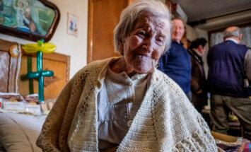 Pasaulē vecākā sieviete atklāj savu ilgdzīvošanas noslēpumu