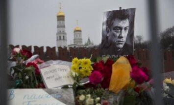 Maskava noraida memoriāla izveidi Ņemcova slepkavības vietā
