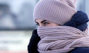 Вторник выдастся солнечным, но самым холодным днем за последний год