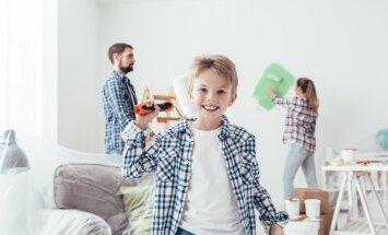 Gatavojamies skolai! 13 mājas darbi, kas jāpaveic pirms mācību sākuma