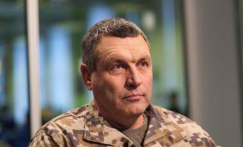 Krievijas militārās tehnikas pārvietošanu gar mūsu robežām drīzāk var uztvert kā informatīvo karu, pauž Kalniņš