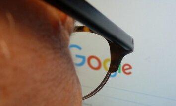 Datortehnoloģiju milzis 'Google' tiek pie jauna logo